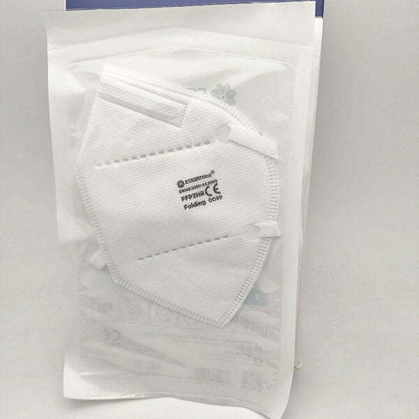 individually wrapped FFP 3 details